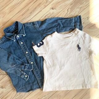 Ralph Lauren - ラルフローレン Tシャツ&デニムシャツ