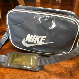 NIKE - NIKE ナイキ エナメルバッグ ショルダーバッグ スポーツバッグ
