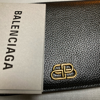 Balenciaga - 【新品未使用】バレンシアガ BALENCIAGA 2つ折り財布 小銭入れ付
