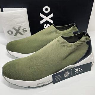 O.X.S.  men's  スニーカー 28  ミリタリーグリーン(スニーカー)