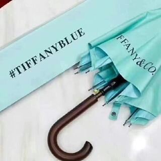 Tiffany & Co. - Tiffany&Co. 夏新モデル 晴傘を全自動