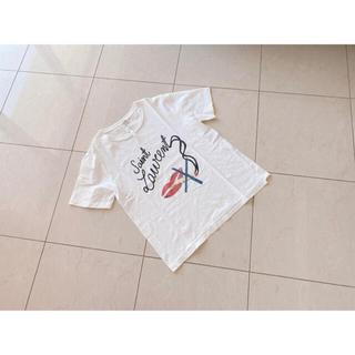 サンローラン(Saint Laurent)のサンローラン ティシャツ M(Tシャツ(半袖/袖なし))