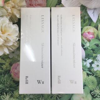 リサージ(LISSAGE)のリサージ スキンメンテナイザーW2 薬用美白化粧液 (詰め替え) 2箱(化粧水/ローション)
