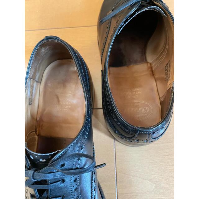 Church's(チャーチ)のチャーチ ディプロマット 173ラスト サイズ8 メンズの靴/シューズ(ドレス/ビジネス)の商品写真