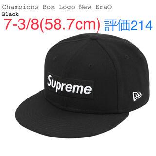 シュプリーム(Supreme)のChampions Box Logo New Era®(キャップ)