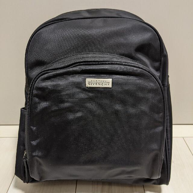 GIVENCHY(ジバンシィ)の【新品・未使用】GIVENCHY ジバンシー バックパック リュック ブラック レディースのバッグ(リュック/バックパック)の商品写真