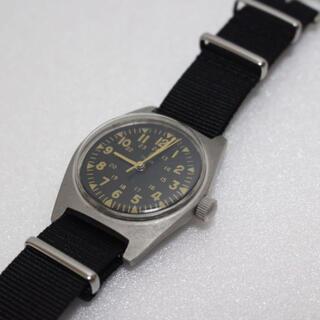 Tudor - ⭐️【レア品】チューダー ビンテージミリタリー 手巻き式軍用腕時計