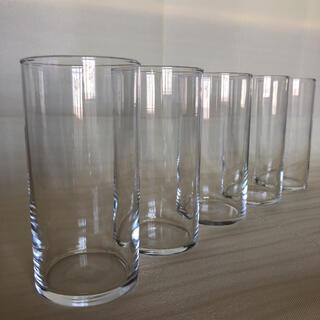トウヨウササキガラス(東洋佐々木ガラス)の東洋ガラス タンブラー コップ ビールグラス 5個セット(グラス/カップ)