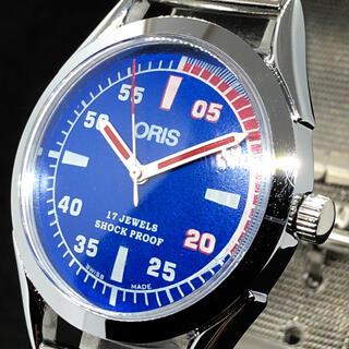オリス(ORIS)の【レトロ!】オリス/ORIS/メンズ腕時計/Vintage/希少/ビンテージ(腕時計(アナログ))