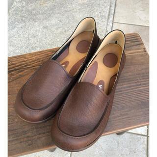 リゲッタ(Re:getA)のリゲッタローファー Lサイズ 未使用(ローファー/革靴)
