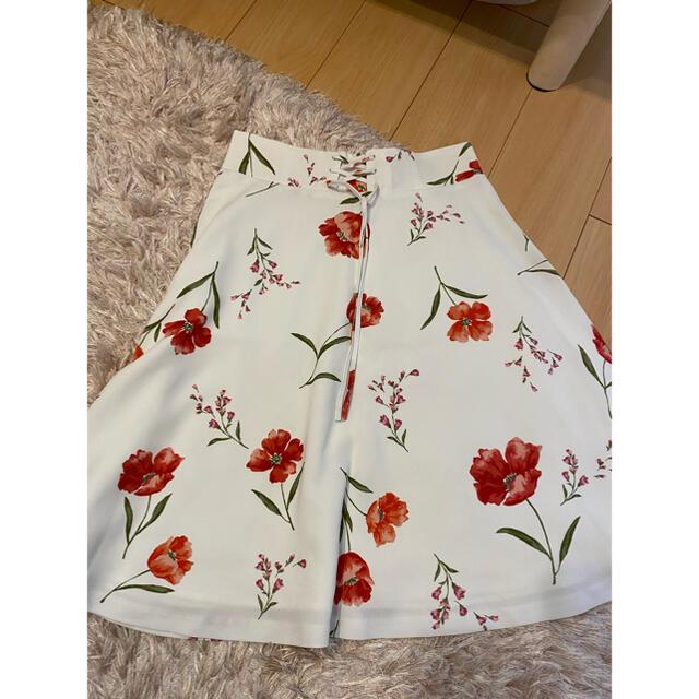 Rirandture(リランドチュール)のリランドチュール 花柄スカート レディースのスカート(ひざ丈スカート)の商品写真