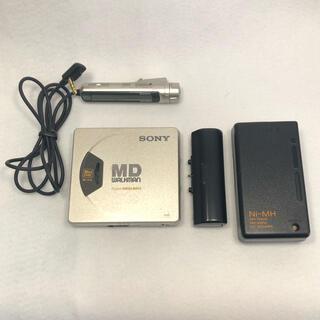 SONY - MDウォークマン MZ-E55