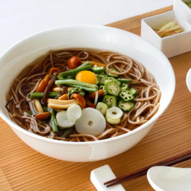 NIKKO(ニッコー)のペア 19cm麺丼(1130cc) インテリア/住まい/日用品のキッチン/食器(食器)の商品写真