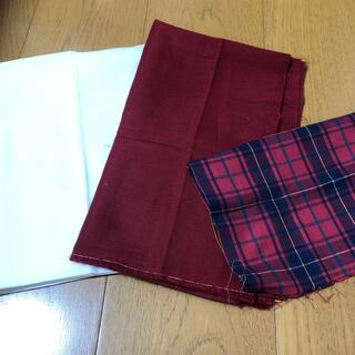 Wガーゼ3種(生地/糸)