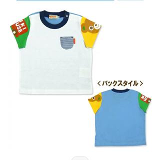 mikihouse - MIKI HOUSE ミキハウス ぷっちー 半袖 Tシャツ 80サイズ