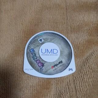 プレイステーションポータブル(PlayStation Portable)の剣と魔法と学園モノ。 ソフトのみ(携帯用ゲームソフト)