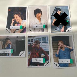 キスマイフットツー(Kis-My-Ft2)のKis-My-Ft2 公式写真 個人 【1枚¥90】(アイドルグッズ)