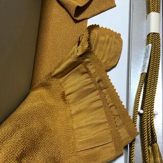 帯締め 帯上げ 絹100%  正絹 成人式