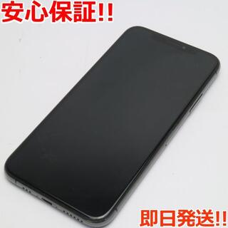 アイフォーン(iPhone)の良品中古 SIMフリー iPhoneXS 256GB スペースグレイ (スマートフォン本体)
