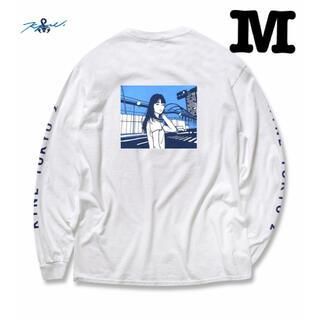 ソフ(SOPH)のSOPH kyne Tee M WHITE(Tシャツ/カットソー(七分/長袖))