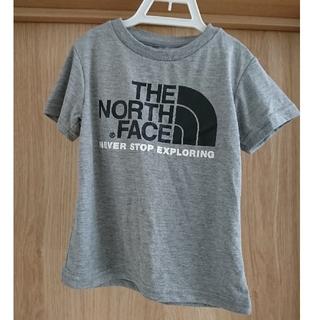 THE NORTH FACE - ノースフェイス キッズ 100センチ グレー