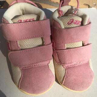 アシックス(asics)の【箱付き】【12.5cm】アシックス子供用靴(スニーカー)