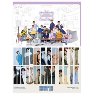 SEVENTEEN 4th fanmeeting メインカム オンラインライブ