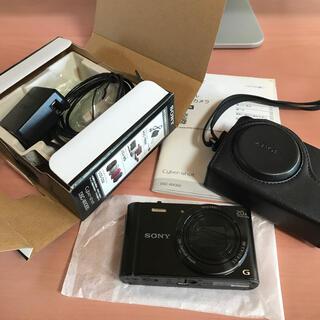 SONY - SONY DSC WX300