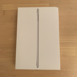 iPad - iPad mini4 Wi-Fi+Cellular 128GB au シルバー