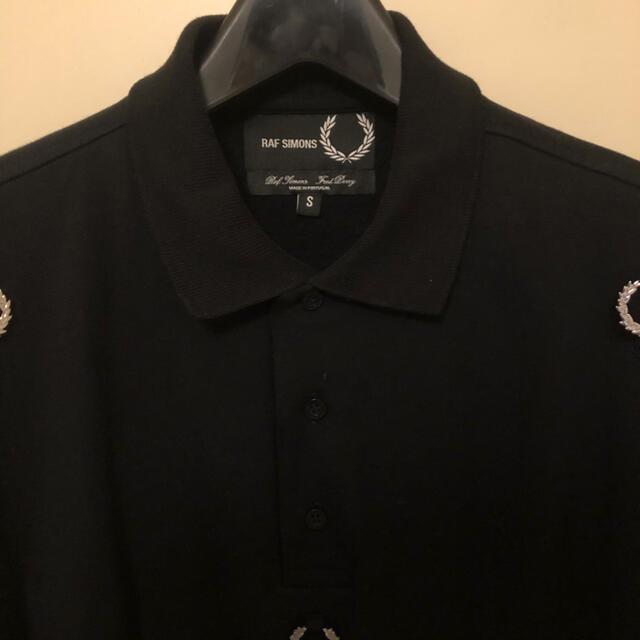 RAF SIMONS(ラフシモンズ)のRAF SIMONS × FRED PERRY ポロシャツスウェット メンズのトップス(スウェット)の商品写真