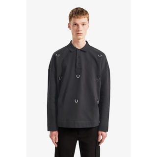 RAF SIMONS - RAF SIMONS × FRED PERRY ポロシャツスウェット