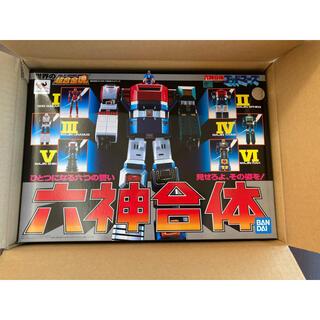 バンダイ(BANDAI)の超合金魂 GX-40R 六神合体ゴッドマーズ(アニメ/ゲーム)