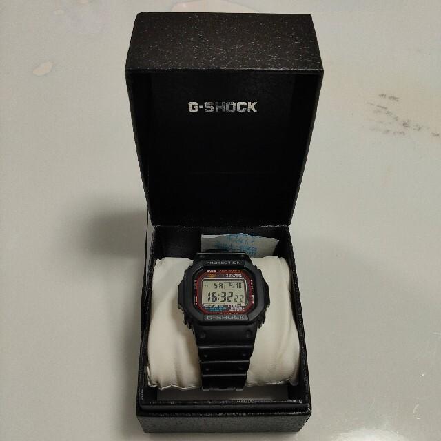 G-SHOCK(ジーショック)のG-SHOCK GW-M5610-1JF メンズの時計(腕時計(デジタル))の商品写真