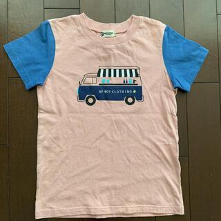 ニットプランナー(KP)のKPBOY ニットプランナー Tシャツ 半袖 140(Tシャツ/カットソー)