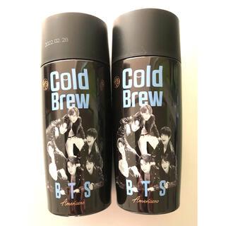 防弾少年団(BTS) - BTS コールドブリューアメリカーノコーヒー 2本