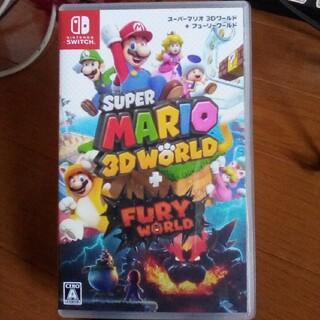 Nintendo Switch - スーパーマリオ 3Dワールド+フューリーワール