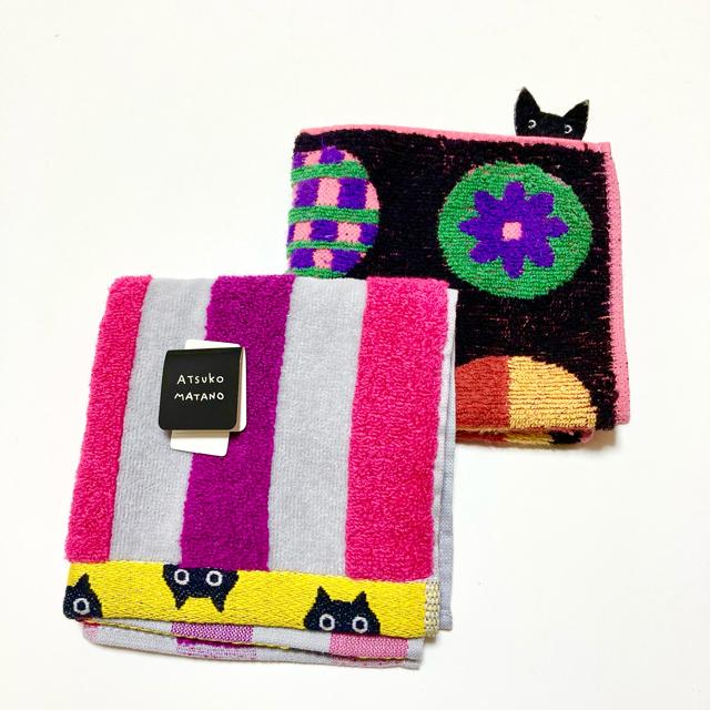 専用マタノアツコ ハンカチ レディースのファッション小物(ハンカチ)の商品写真