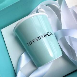 Tiffany & Co. - ティファニー 骨の磁器のマグカップ2枚