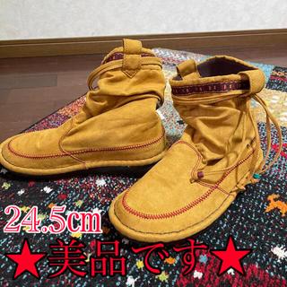 ★お値下げ★HI-TEC ショートブーツ