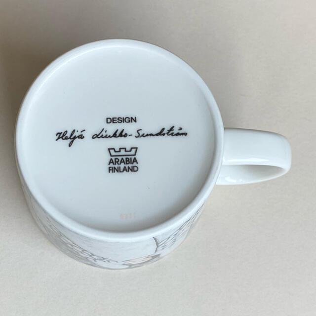 ARABIA(アラビア)のStarlit Night 天使 ヘルヤ マグカップ アラビア マグ インテリア/住まい/日用品のキッチン/食器(グラス/カップ)の商品写真