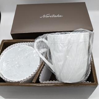 Noritake - ノリタケ【シェールブラン】マグペアセットマグカップ