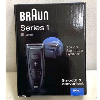 BRAUN - BRAUN ブラウン 充電式シェーバー シリーズ1