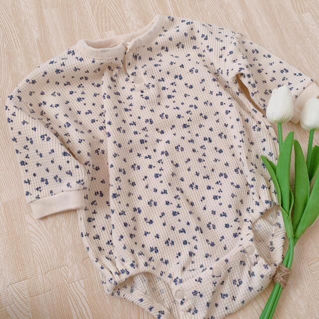 futafuta(フタフタ)のtete a tete ロンパース 70 キッズ/ベビー/マタニティのベビー服(~85cm)(ロンパース)の商品写真