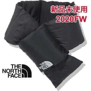 THE NORTH FACE - ヌプシマフラー Nuptse Muffler NN72003 ブラック(K)