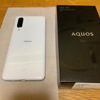 AQUOS - AQUOS zero5G basic DX simフリー SHG02