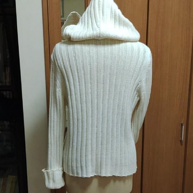 Ralph Lauren(ラルフローレン)のラルフローレン 綿リブ編みパーカー メンズのトップス(パーカー)の商品写真