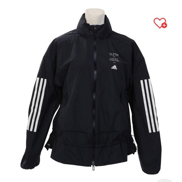 adidas(アディダス)のアディダス ウインドブレーカー レディースのジャケット/アウター(ナイロンジャケット)の商品写真