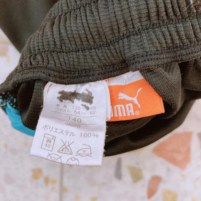 PUMA(プーマ)の川崎フロンターレ スクール指定 ユニフォーム下 140cm スポーツ/アウトドアのサッカー/フットサル(ウェア)の商品写真
