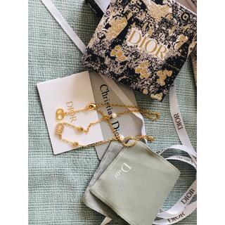 Christian Dior - Dior ネックレス ゴールド