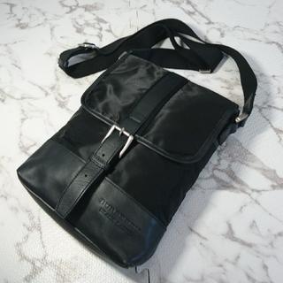 BURBERRY BLACK LABEL - バーバリー ショルダー バッグ メンズ ブラックレーベル